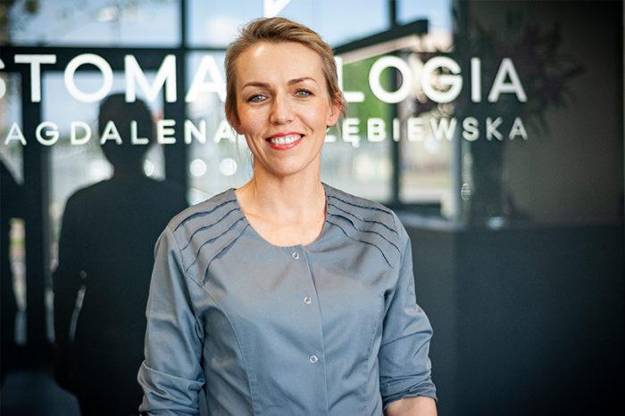 MG Stomatologia - lekarz stomatologii Anna Sołtysik