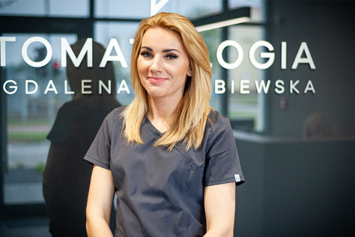 MG Stomatologia - higienistka stomatologiczna Joanna Belter